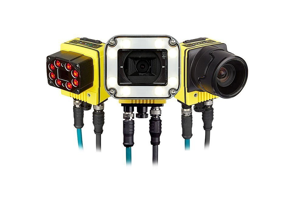 smart cameras insight 7000 cognex
